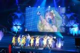田中れいなは本ツアー最終公演で卒業する(C)ORICON DD inc.