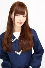 『Ray』の専属モデルに起用された乃木坂46の白石麻衣