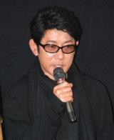 映画『戦争と一人の女』主演の永瀬正敏 (C)ORICON DD inc.