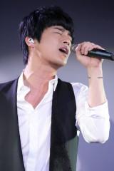 日本CDデビューを記念し、コンベンションを開催したソ・イングク