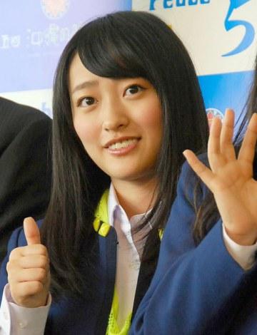 映画『げいにん!THE MOVIE』の舞台あいさつに出席したNMB48・小谷里歩=『第5回沖縄国際映画祭』 (C)ORICON DD inc.