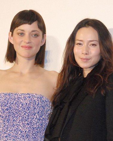 中谷美紀、アカデミー仏女優との対面に感激 流ちょうな仏語も披露 ...