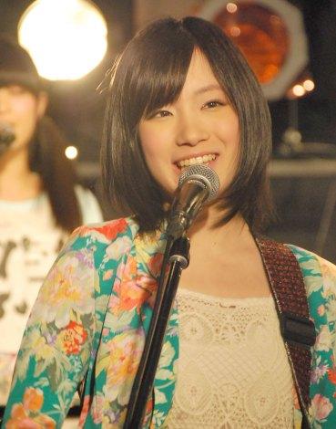 『SKE48のマジカル・ラジオ3』収録の様子(写真は矢神久美) (C)ORICON DD inc.