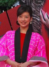 『ふるさと祭り東京2013』記者発表会に出席した生野陽子アナウンサー (C)ORICON DD inc.