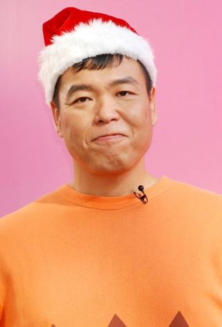 トヨタ新型『クラウン』発表プレイベントにゲストで出席したジャイアン役の小川直也 (C)ORICON DD inc.