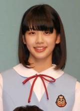 オスカー美少女ユニット『X21』の山崎紗彩(13・中学1年生)(C)ORICON DD inc.