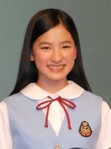 オスカー美少女ユニット『X21』の瀬羅美咲(14・中学1年生)(C)ORICON DD inc.