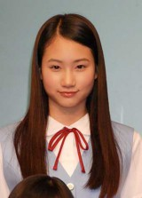 オスカー美少女ユニット『X21』の西川美咲(18・高校3年生)(C)ORICON DD inc.