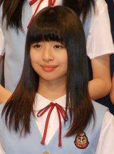 オスカー美少女ユニット『X21』の泉川実穂(14・中学生2年生)(C)ORICON DD inc.