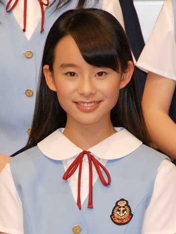 オスカー美少女ユニット『X21』の白鳥羽純(13・中学2年生)(C)ORICON DD inc.