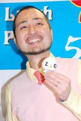 イベント『沖縄国際映画祭@J:COM Wonder studio』の記者発表会に出席したスリムクラブ・内間政成 (C)ORICON DD inc.