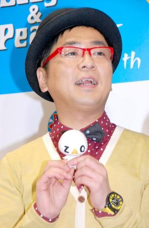 イベント『沖縄国際映画祭@J:COM Wonder studio』の記者発表会に出席したパンクブーブー・黒瀬純 (C)ORICON DD inc.