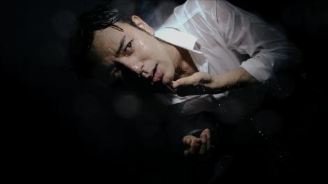 サムネイル 資生堂『ウーノ フォグバー』新CM撮影の様子(写真は妻夫木聡)