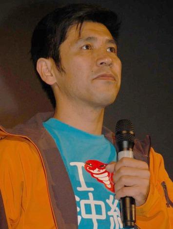特集上映イベント『宇宙人ポール』に出席したゴリ (C)ORICON DD inc.