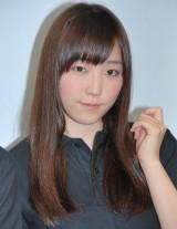 ハロー!プロジェクトのオフィシャルショップオープンイベントに出席したモーニング娘。譜久村聖 (C)ORICON DD inc.