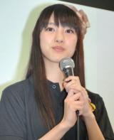ハロー!プロジェクトのオフィシャルショップオープンイベントに出席したモーニング娘。飯窪春菜 (C)ORICON DD inc.