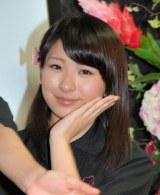 ハロー!プロジェクトのオフィシャルショップオープンイベントに出席したスマイレージ福田花音 (C)ORICON DD inc.