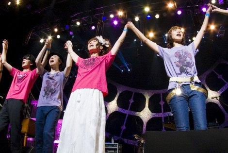 デビューから13年…『GARNET CROW livescope 2013 〜Terminus〜』ツアー最終日に解散を発表したGARNET CROW