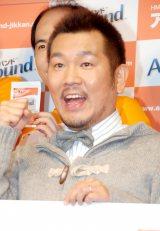 『東京タワーマラソン 600段』開催記念イベントに出席したFUJIWARA・藤本敏史 (C)ORICON DD inc.