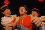 映画『シュガー・ラッシュ』ホワイトデーイベントに参加した(左から)大島美幸、近藤春菜、黒沢かずこ (C)ORICON DD inc.
