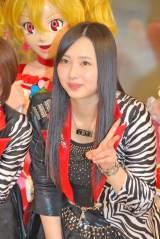 新曲「アジアンセレブレイション」発売記念ライブに出席したBerryz工房・須藤茉麻 (C)ORICON DD inc.