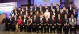 『デジタル・コンテンツ・オブ・ジ・イヤー'12/第18回AMDアワード』授賞式に出席したゴールデンボンバー (C)ORICON DD inc.