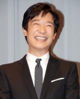 菅野美穂との結婚発表後、初の公の場に登場した堺雅人 (C)ORICON NewS inc.