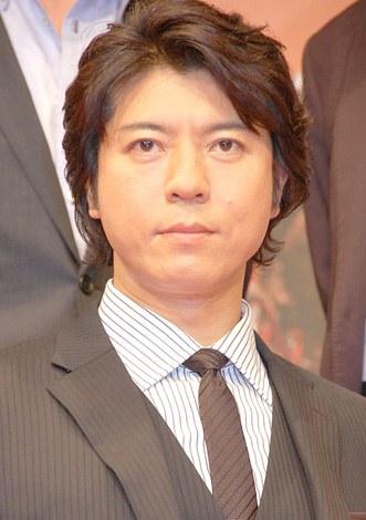 舞台『真田十勇士』の製作発表に出席した上川隆也 (C)ORICON NewS inc.