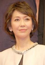 舞台『真田十勇士』の製作発表に出席した賀来千香子 (C)ORICON NewS inc.