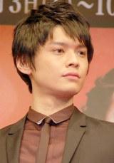 舞台『真田十勇士』の製作発表に出席した相馬圭祐 (C)ORICON NewS inc.