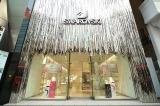 スワロフスキー銀座店が、5周年記念のアートインスタレーションを開催