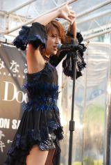 ソロデビュー曲「Jane Doe」を披露した高橋みなみ (C)ORICON NewS inc.