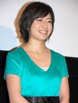 映画『MOON DREAM』の製作発表会に出席した南沢奈央 (C)ORICON NewS inc.