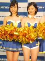 (左から)真凛、入来茉里 (C)ORICON NewS inc.