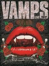 VAMPS LIVE 2012 初回限定版BDジャケット