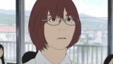 仲村佐和(C)押見修造・講談社/「惡の華」製作委員会 ※地上波の第1回放送終了後、キャラクターデザインを追加。