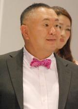 『リーブ21 第13回 発毛日本一コンテスト』に出席した松村邦洋 (C)ORICON NewS inc.