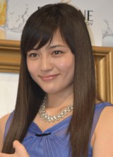 「大人」を意識した衣装にご満悦の川口春奈 (C)ORICON NewS inc.