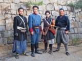 (左から)勝地涼、玉山鉄二、綾瀬はるか、中村獅童 (C)ORICON NewS inc.