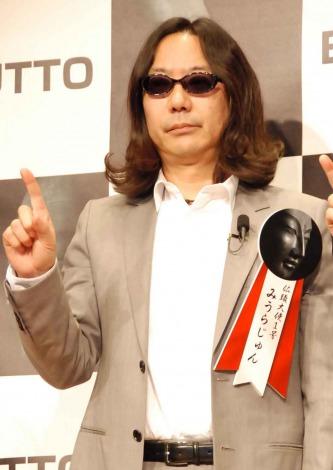 「仏頭大使」に就任したみうらじゅん (C)ORICON NewS inc.