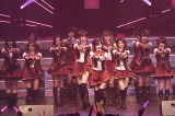 4月に日本武道館で4日間6公演を行うことが決定したAKB48グループ (撮影:鈴木かずなり)