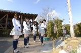 被災地を訪問したAKB48=宮城県女川町 (C)AKS