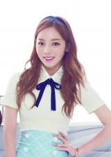 主題歌「恋の魔力」を韓国語でカバーした「HARA+」ことKARAのハラ