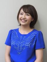 テレビ東京の相内優香アナウンサー (C)ORICON NewS inc.