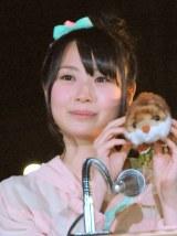 単独初の冠番組で噛みまくり!?のSKE48・高柳明音 (C)ORICON NewS inc.