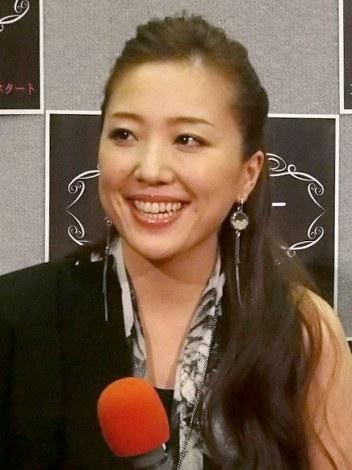 NHKドラマ『ラスト・ディナー』の完成試写会に出席した平原綾香(C)ORICON DD inc.