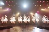 HKT48チームHが新公演初日にデビュー曲「スキ!スキ!スキップ!」をお披露目 (C)AKS