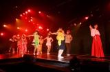 HKT48チームHが新公演で披露した「天国野郎」 (C)AKS