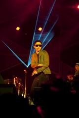『U-EXPRESS LIVE 2013』に出演したキム・ヒョンジュン