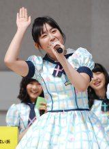 HKT48単独初の全国握手会イベントに登場した多田愛佳(18) (C)ORICON DD inc.